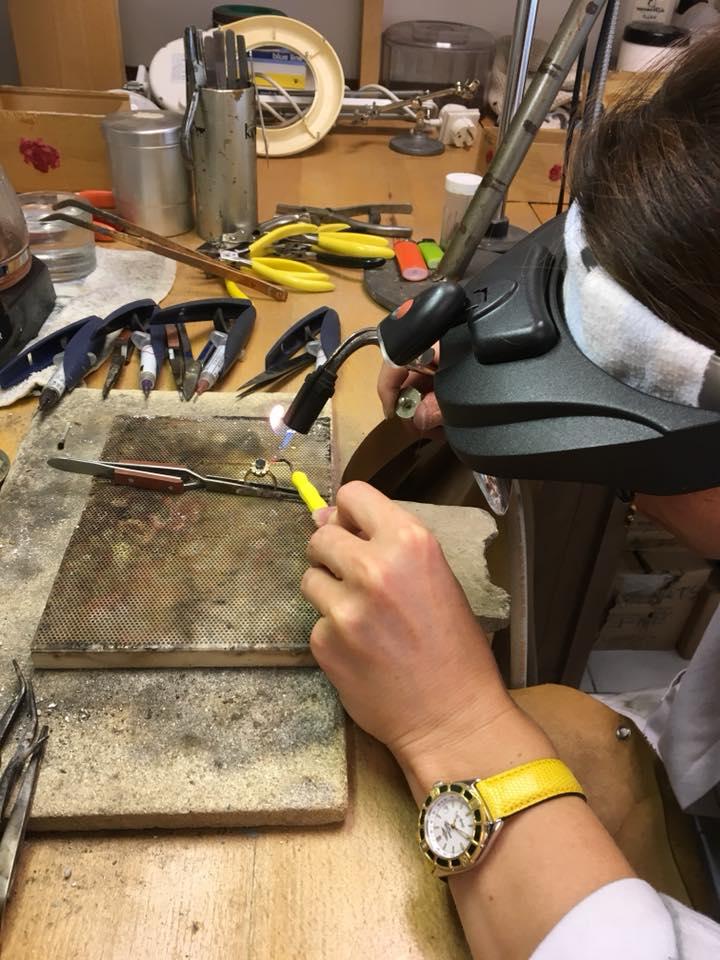 Réparation bijoux annecy